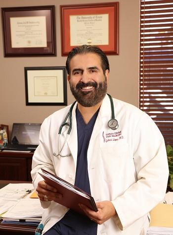 Welcome to Corpus Christi Pain Medicine - Physician Profile
